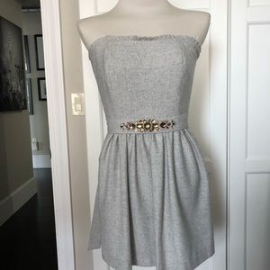 Banana Republic Grey Dress size 12